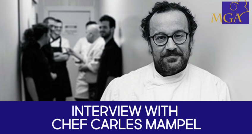Interview with Chef Carles Mampel